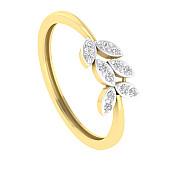 Leafy Diamond